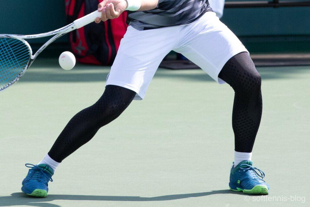 【213ページ目:もちおのソフトテニスノート】強いボールを打つにはどうしたらいいのか?①